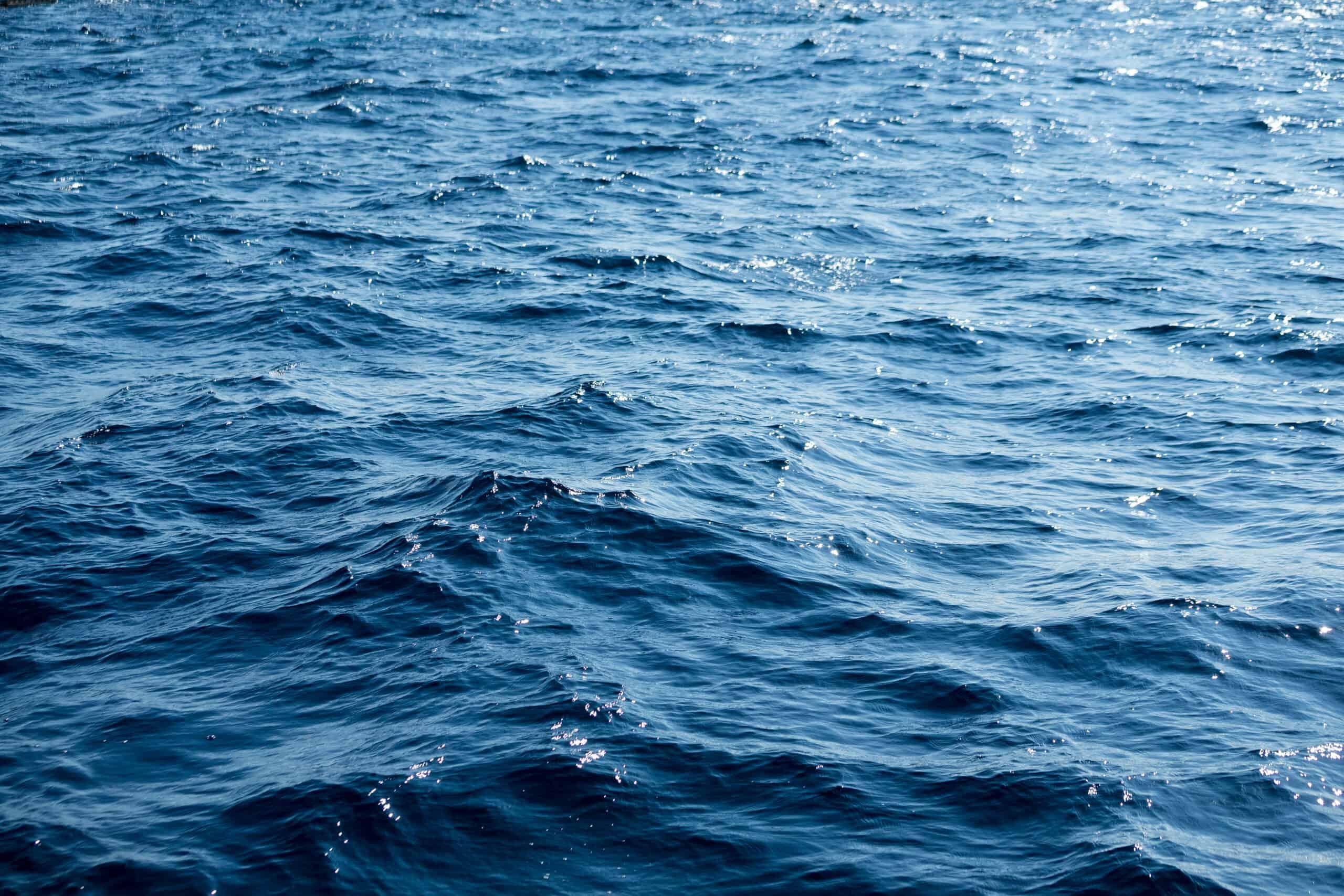 agua mar salada