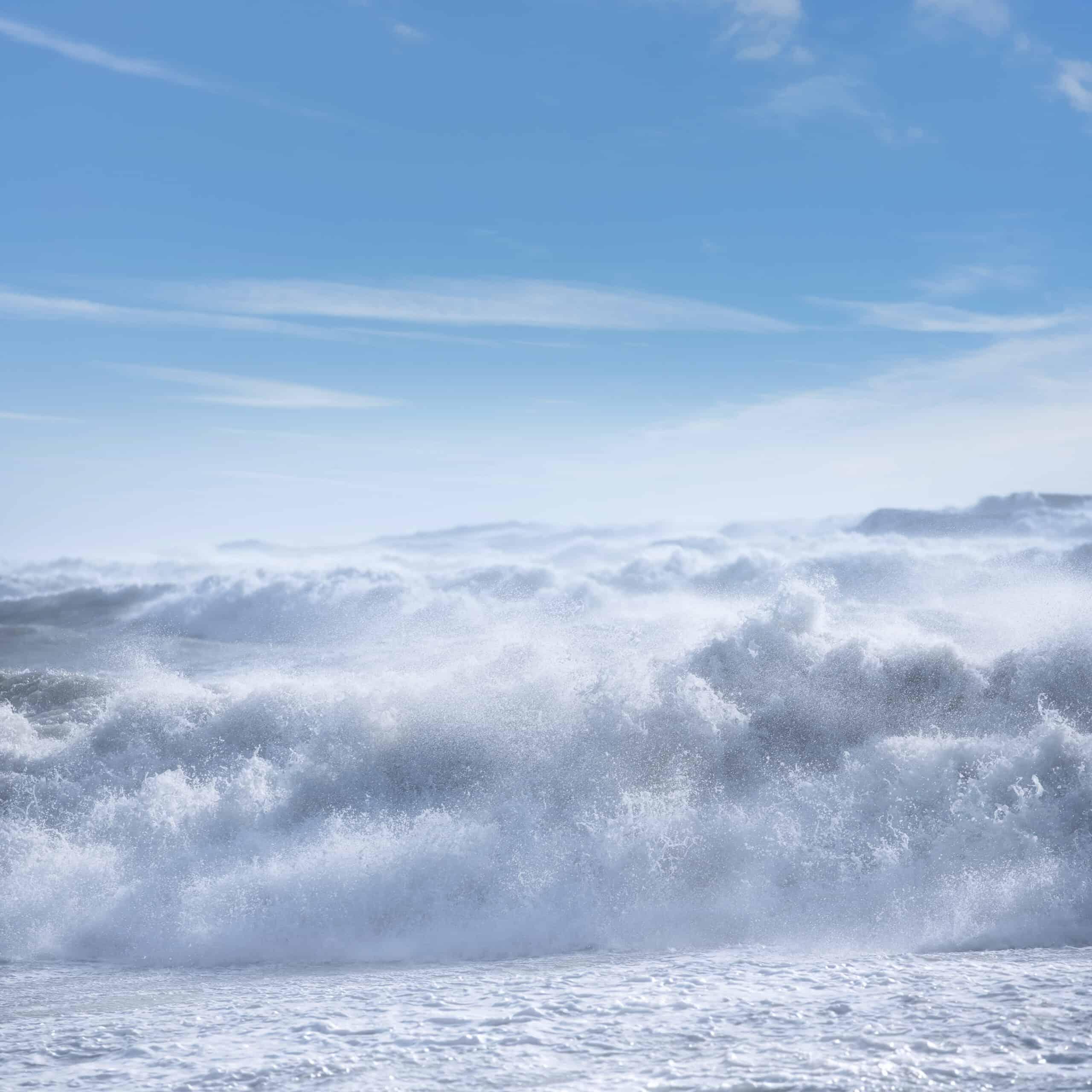 tsunami como se forma
