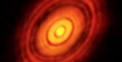 ¿Cuánto tiempo tarda un planeta en nacer?